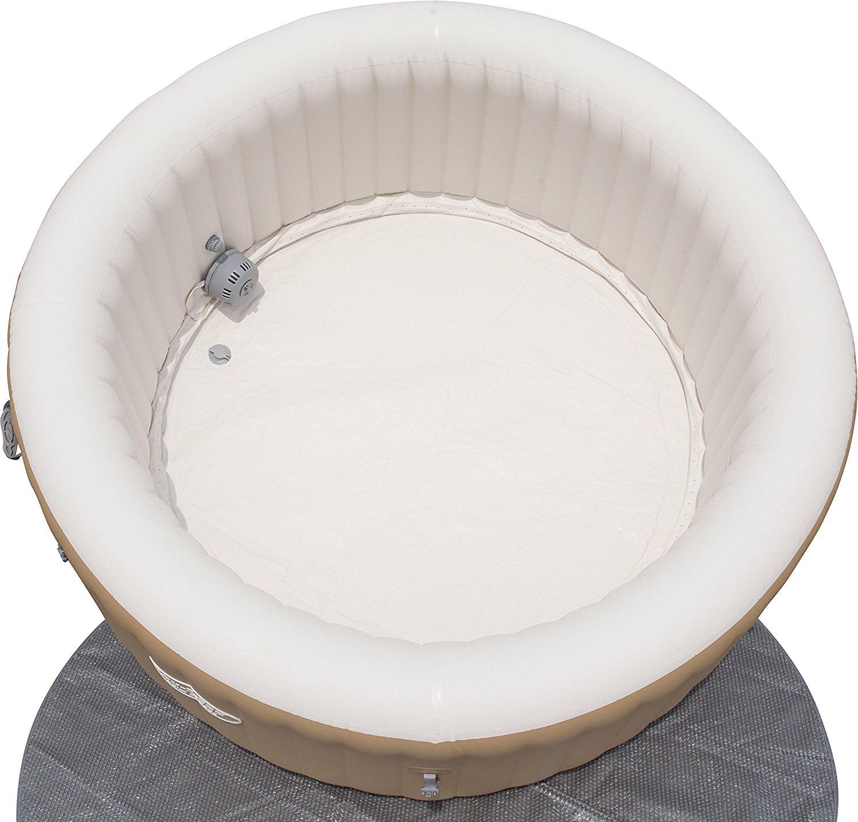 bestway lay z spa palm springs whirlpool neu ovp ebay. Black Bedroom Furniture Sets. Home Design Ideas